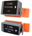 Canon BCI 15BK/16C